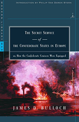 Secret Service of the Confederate States in Europe
