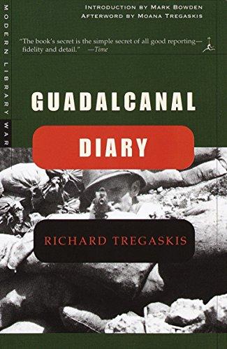 9780679640233: Guadalcanal Diary (Modern Library War)