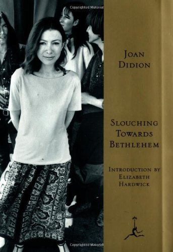 slouching towards bethlehem modern library  9780679640264 slouching towards bethlehem modern library