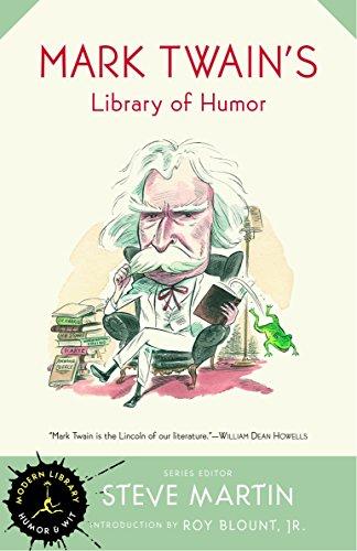 Mark Twain's Library of Humor (Modern Library: Washington Irving