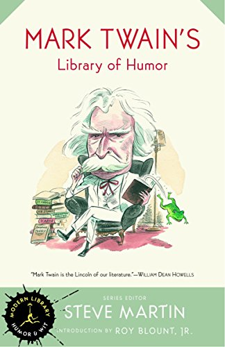9780679640363: Mark Twain's Library of Humor (Modern Library Humor and Wit)