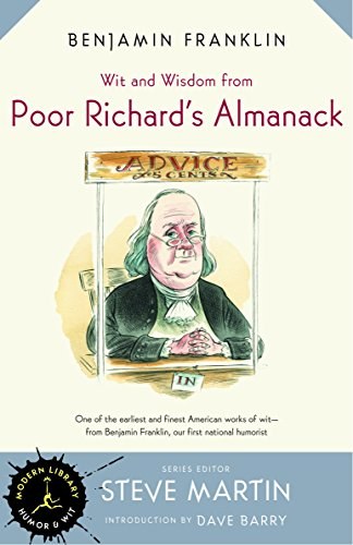 9780679640387: Wit and Wisdom from Poor Richard's Almanack