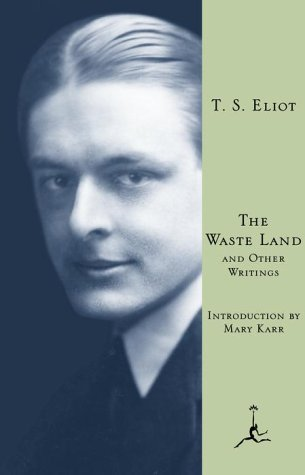 9780679641018: The Waste Land and Other Writings