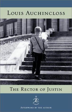 9780679641025: The Rector of Justin (Modern Library)