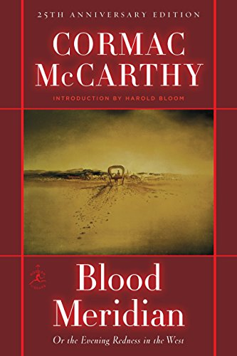 9780679641049: Blood Meridian: Or the Evening Redness in the West (Modern Library)