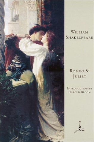 Romeo and Juliet (Modern Library): Shakespeare, William