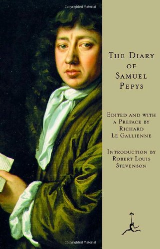 9780679642213: Diary of Samuel Pepys (Modern Library)