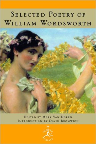9780679642244: Selected Poetry of William Wordsworth (Modern Library)