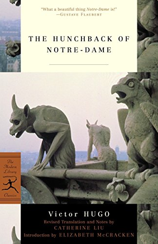 9780679642572: The Hunchback of Notre-Dame (Modern Library): 1