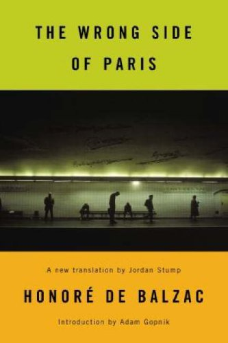 9780679642756: The Wrong Side of Paris (Modern Library)