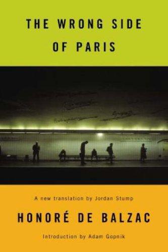 Wrong Side of Paris.
