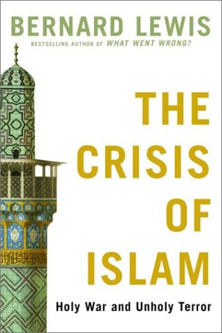 9780679642817: The Crisis of Islam: Holy War and Unholy Terror (Modern Library)