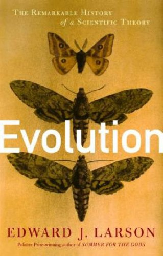 9780679642886: Evolution: The Remarkable History of a Scientific Theory (Modern Library Chronicles)