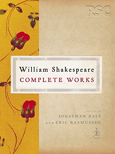 9780679642954: William Shakespeare Complete Works (Modern Library)