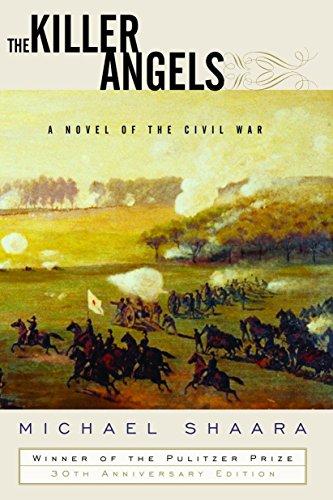 9780679643241: The Killer Angels: A Novel of the Civil War (Modern Library)