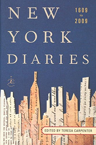 9780679643326: New York Diaries: 1609 to 2009 (Modern Library)