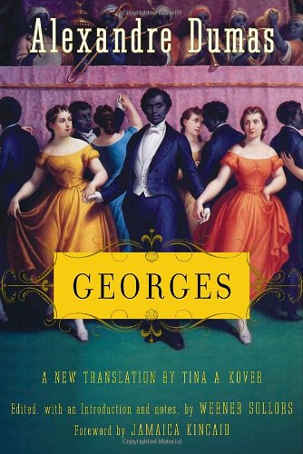 Georges (Modern Library) (Signed by Editor): Alexandre Dumas (author);
