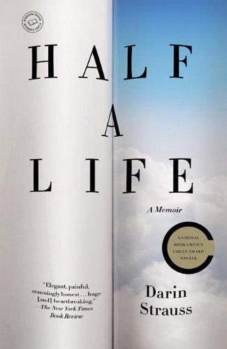 9780679643821: Half a Life: A Memoir