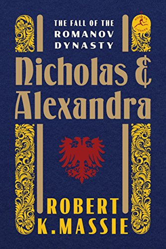 9780679645610: Nicholas and Alexandra: The Fall of the Romanov Dynasty (Modern Library)