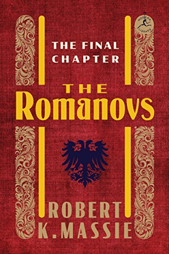 9780679645634: The Romanovs: The Final Chapter (Modern Library)