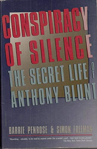 9780679720447: Conspiracy of Silence: The Secret Life of Anthony Blunt