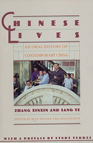9780679720560: Chinese Lives: An Oral History of Contemporary China