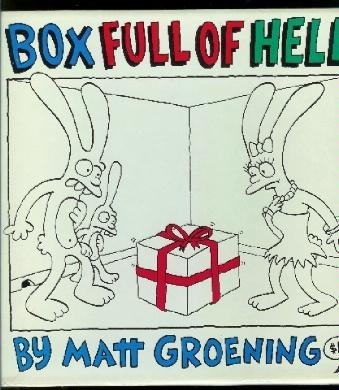 Box Full of Hell: Love is Hell,: Groening, Matt