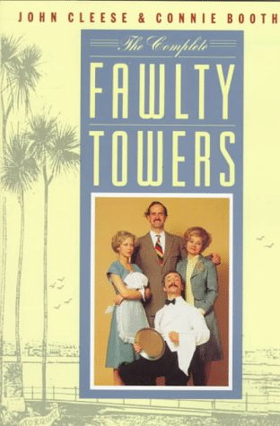 The Complete Fawlty Towers: Cleese,John and Connie