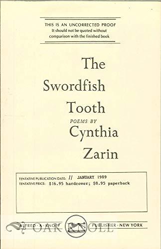 9780679721406: Swordfish Tooth