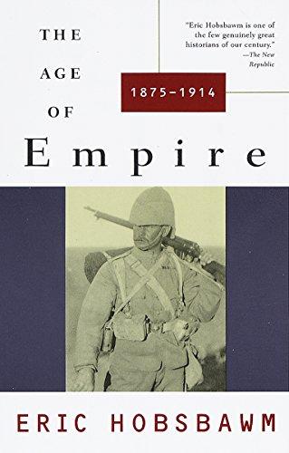9780679721758: The Age of Empire: 1875-1914