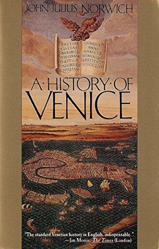 9780679721970: A History of Venice