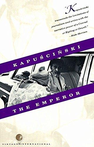 9780679722038: The Emperor