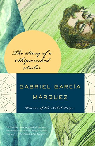 9780679722052: The Story of a Shipwrecked Sailor Who Drifted on a Life Raft for Ten Days (Vintage International)