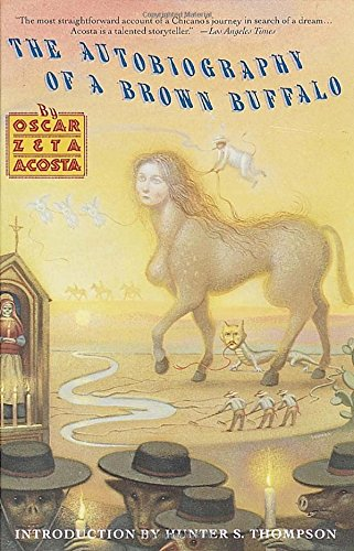 9780679722137: Autobiography of a Brown Buffalo