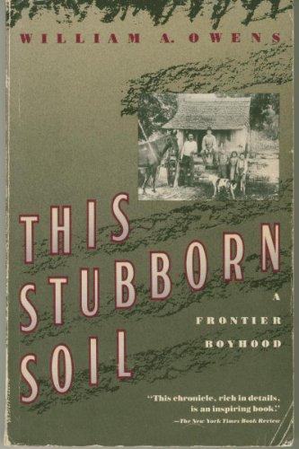 9780679722274: This Stubborn Soil