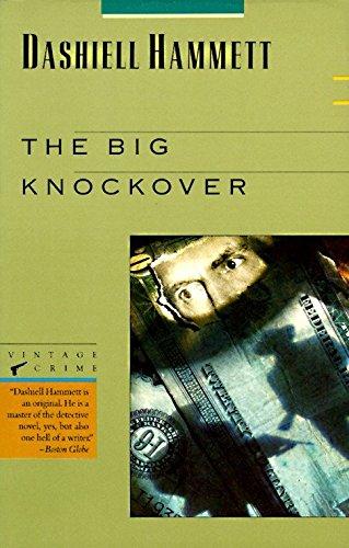 9780679722595: Big Knockover: Selected Stories and Short Novels (Vintage Crime)