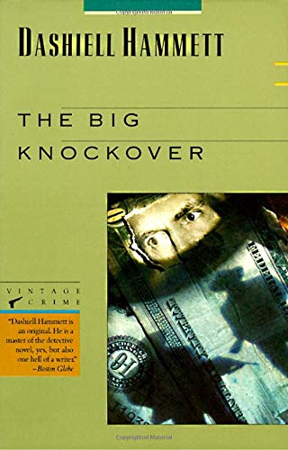 9780679722595: The Big Knockover: Selected Stories and Short Novels