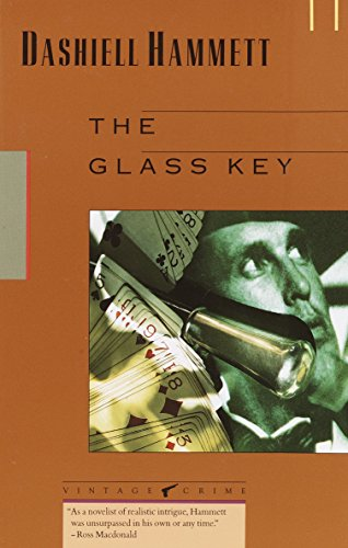 9780679722625: The Glass Key