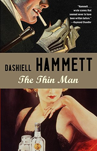 9780679722632: The Thin Man (Vintage Crime/Black Lizard)