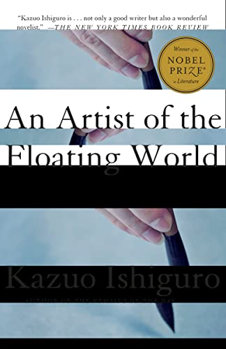 9780679722663: An Artist of the Floating World