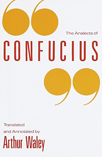 9780679722960: The Analects of Confucius