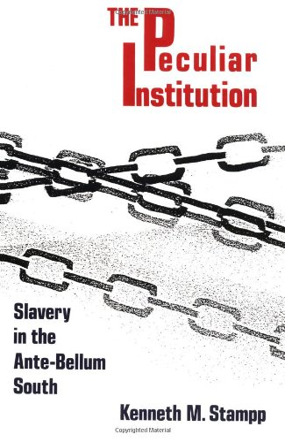 9780679723073: Peculiar Institution: Slavery in the Ante-Bellum South