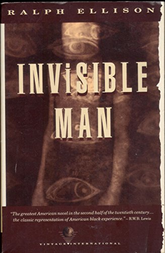 an analysis of the story of invisible man by ralph ellison