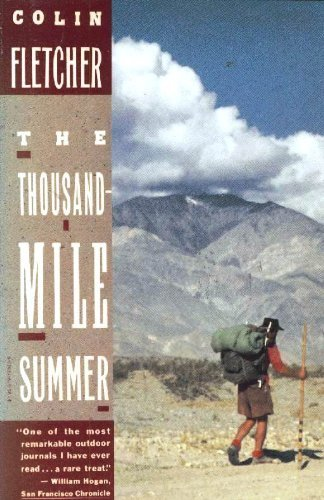 9780679723264: Thousand-Mile Summer