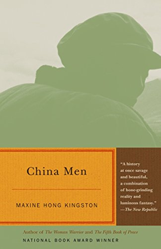 China Men: Maxine Hong Kingston