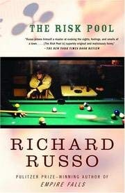 9780679723349: The Risk Pool (Vintage Contemporaries)