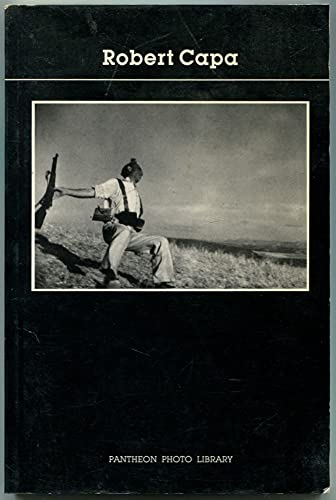 pantheon photo library: robert capa. introduction by jean lacouture, translation by abigail polla...