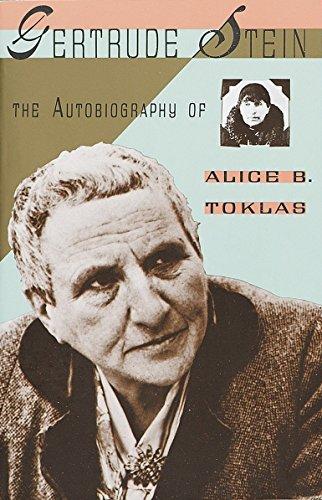 The Autobiography of Alice B. Toklas: Gertrude Stein