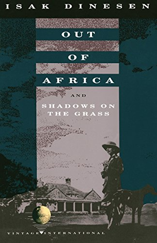 9780679724759: Out of Africa: And Shadows on the Grass (Vintage International)