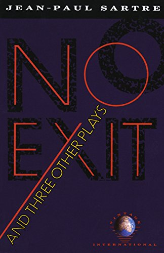 9780679725169: No Exit and Three Other Plays